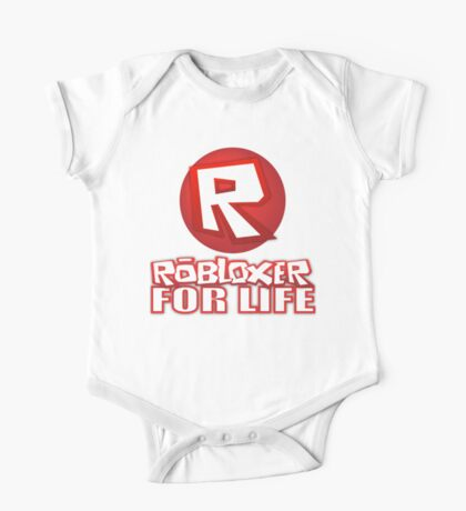 Robloxer For Life One Piece - Short Sleeve