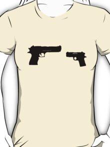 Snatch : Replica vs Desert Eagle .50 T-Shirt