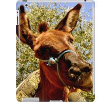 Donkey Attitude iPad Case/Skin