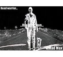 Mad max Photographic Print