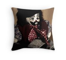 Entertain Us... Throw Pillow