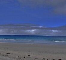 Isle of Barra Beach by youmeus