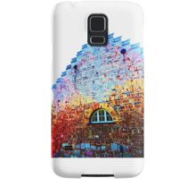 Scary Crying House - Unique Photography  Samsung Galaxy Case/Skin