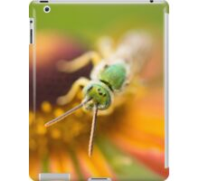 Agapostemon iPad Case/Skin