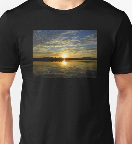 Sunset On Lough Swilly.....................Most Products Unisex T-Shirt