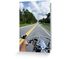 Ocala National Forest Greeting Card