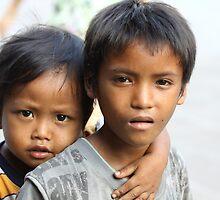 Khymer Kids  by byronbackyard