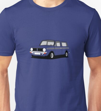 Classic Mini Clubman Estate Unisex T-Shirt