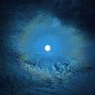 """Metzli azul"" , ""Blue Moon"" by quiquilee"