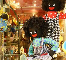 Golliwogs by machka