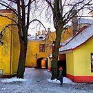 Old Tallinn by loiteke