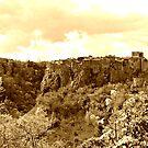 Calcata-Italy by Deborah Downes