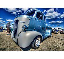 Custom Truck Photographic Print
