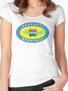 CAMPAGNOLO Women's Fitted Scoop T-Shirt