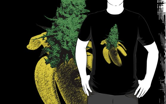 CANNIBANANA by YETiDesigns