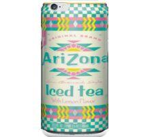 Arizona Iced Tea W/ Lemon Flavor iPhone Case/Skin
