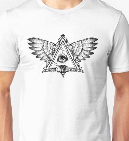The eye of providence Unisex T-Shirt