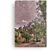 Entrance to a Peaceful Place Metal Print