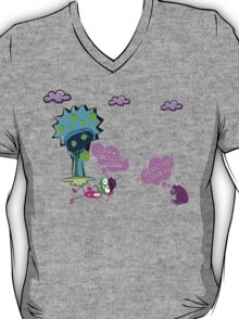 Unique funny cartoon about life T-Shirt