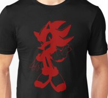 Shadow Point (Red) Unisex T-Shirt
