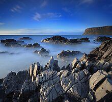 Misty Seas by Stephen Gregory