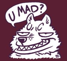 Mad Dogs: U MAD? Shiba - Dark Version by katmomma