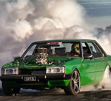 TUFFZL Bairnsdale Dragway by VORKAIMAGERY
