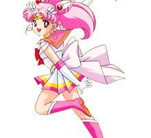 Sailor Mini Moon by nevertoolatexx