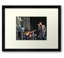 2011 MBBF Freddie Jackson Framed Print