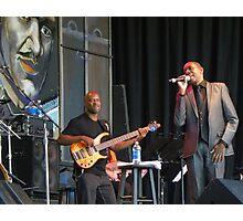2011 MBBF Freddie Jackson Photographic Print