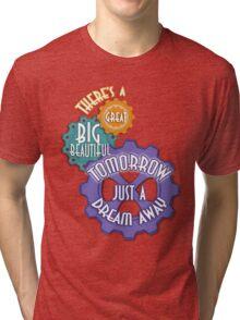 Carousel of Progress Tri-blend T-Shirt