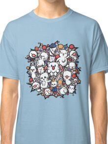 Final Fantasy Moogles - Pom Pom Party Classic T-Shirt