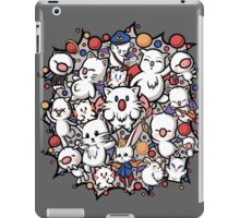 Final Fantasy Moogles - Pom Pom Party iPad Case/Skin