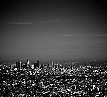 Dark City of Angels by Reuben Reynoso