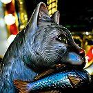 The Cat's Havin Dinner? by Nancy Stafford