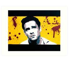 Reservoir Dogs- Mr. Blonde Art Print