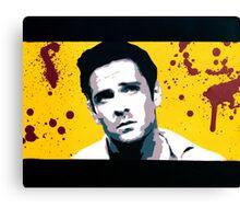 Reservoir Dogs- Mr. Blonde Canvas Print