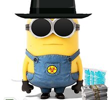 Minion Heisenberg by ClassWorks