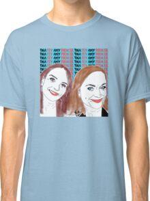 Tina Fey & Amy Poehler  Classic T-Shirt