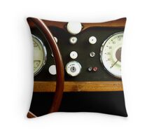 Mrs. Morgan  Throw Pillow