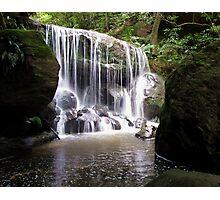 Majestic Waterfall Photographic Print