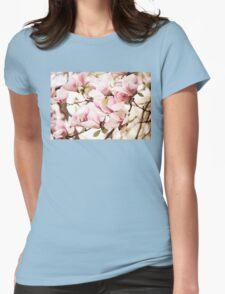 Pink Magnolia vintage fine art T-Shirt