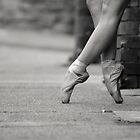 Molly. On Pointe by urbanballerina