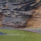 Crater in Detail c by Janone
