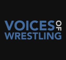 Voices of Wrestling - Logo by VoicesWrestling