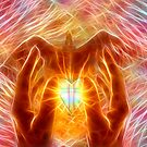 Healing Light by saleire