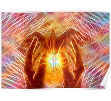 Healing Light Poster