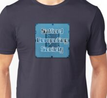 Salford Computing Soceity Logo Unisex T-Shirt