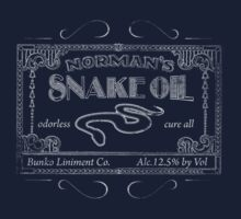Snake Oil by ChickenSashimi