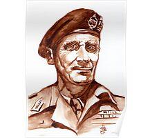 Montgomery Bernard Law - portrait. Poster